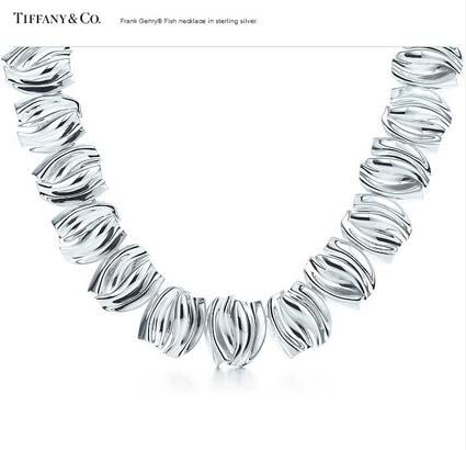 Tiffany & Company 20070924tiffanyfrankgehryfishnecklace