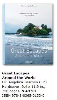 20071010TaschenGreatEscapesBook