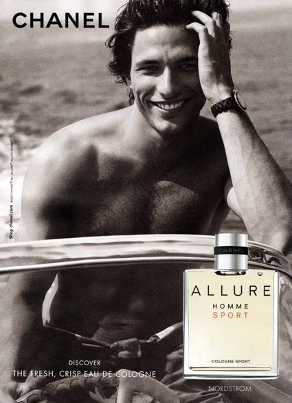 Chanel Sport Mens Chanel Allure Homme Sport